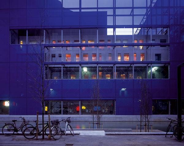 Koncertní sál vKodani – neobvyklá konstrukce pro akustiku