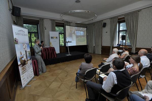 Konference Building Efficiency ukázala budoucnost stavebnictví