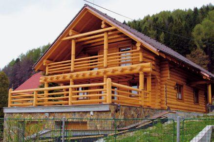 Konstrukční systémy dřevodomů