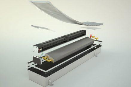 Konvektory - moderní způsob vytápění
