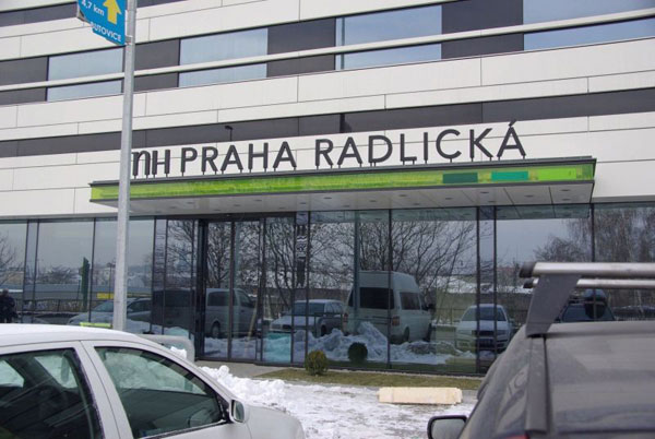 Kousek Španělska v novém hotelu nh Praha Radlická