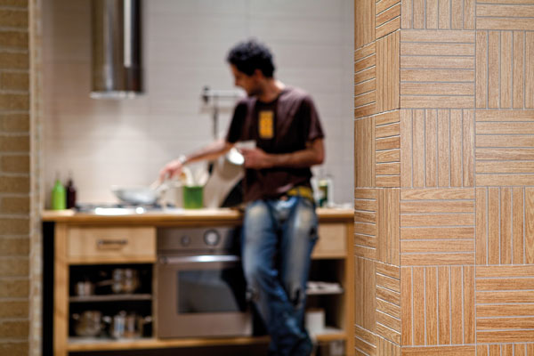 Kouzlo dřeva v keramickém pojetí