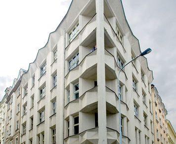 Kubistický dům pod Vyšehradem
