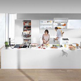 Kuchyň krásná a praktická