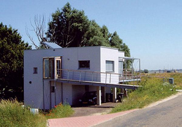 Kvalita vnitřního vzduchu nízkoenergetických domů vNizozemí