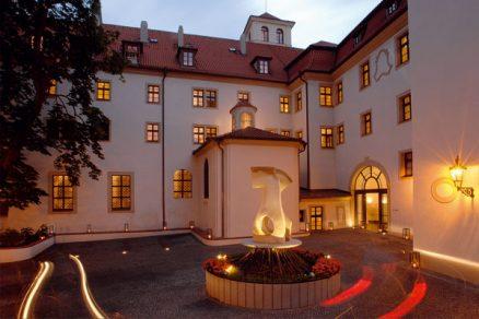 Lekce historie vnoblesním hotelu