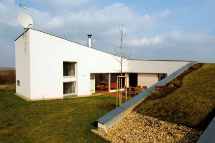 Lennox architekti: Rodinný dům Šnek