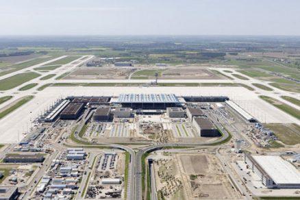 Letiště Berlin Brandenburg Willy Brandt