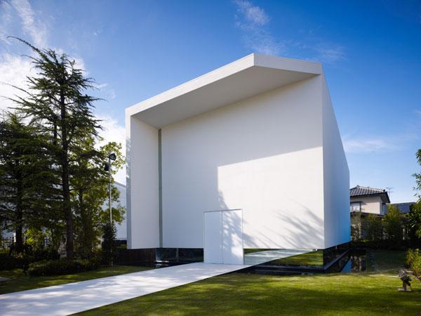 Levitující kaple v Japonsku