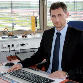 LIEBHERR: Kvalitní služby pro náročného zákazníka