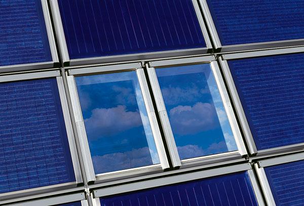 Malé elektrárny na střeše
