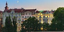 MaMaison Riverside Hotel v Praze získal tři ocenění