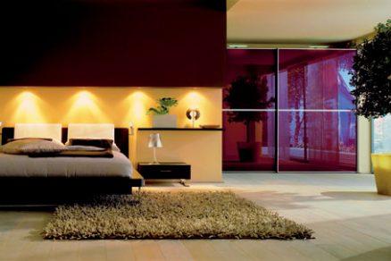 Materiály a barvy v interiéru