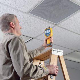 Měření kvality ovzduší v budovách