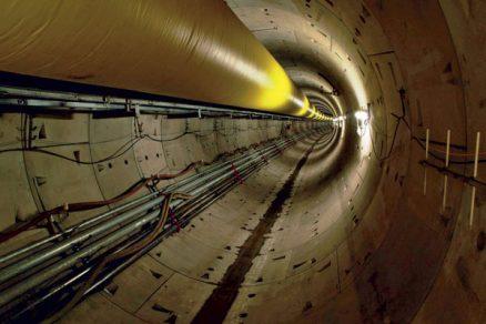 Metro V.A– moderní stavba svyužitím plnoprofilového zeminového štítu (2. část)