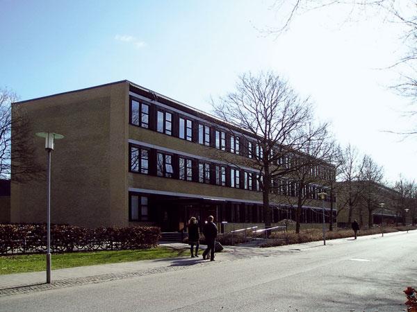 Mezinárodní centrum pro vnitřní prostředí aenergii vLyngby