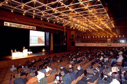 Mezinárodní konference 16. Betonářské dny 2009