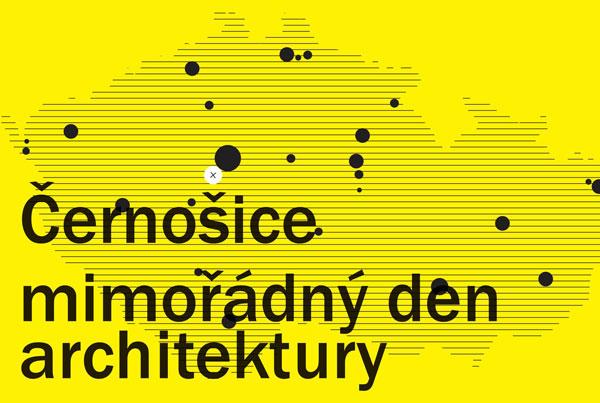 Mimořádný Den architektury v Černošicích
