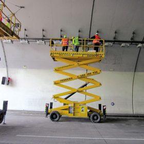 Minimalizace nákladů na provoz, údržbu a obnovu dálničních tunelů
