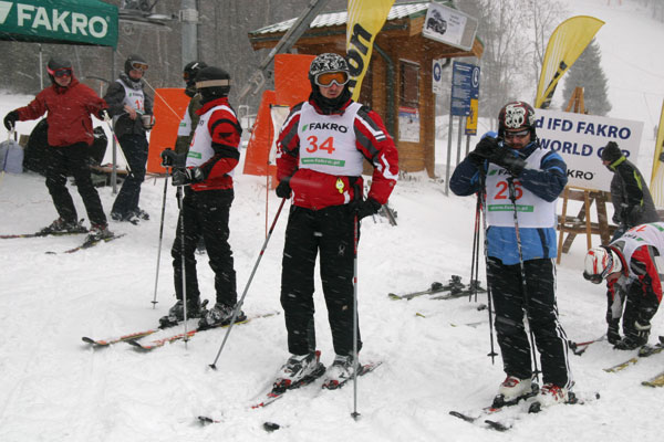 Mistrovství světa v lyžování IFD FAKRO