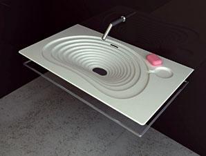 Mladý český design v koupelně