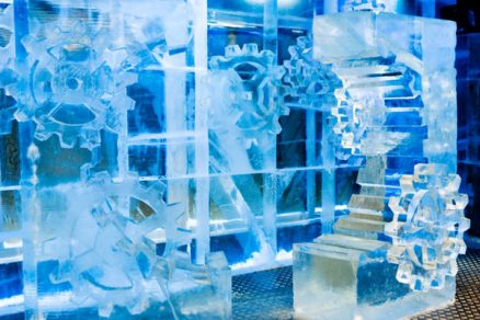 Moderní stavění z ledu a sněhu