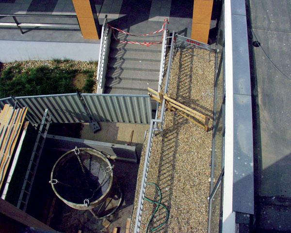 Monolitický beton abezpečné betonářské práce