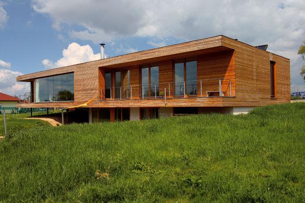 Montovaný dům