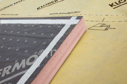 Nadkrokevní izolační systém THERMO-LINE