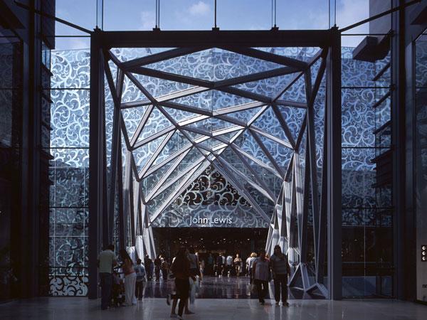Nákupní centra pro milovníky dobré architektury