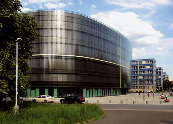 Národní technická knihovna vPraze