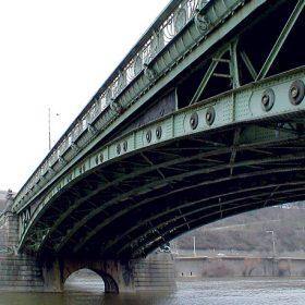 Nátěrové systémy pro ocelové mostní konstrukce