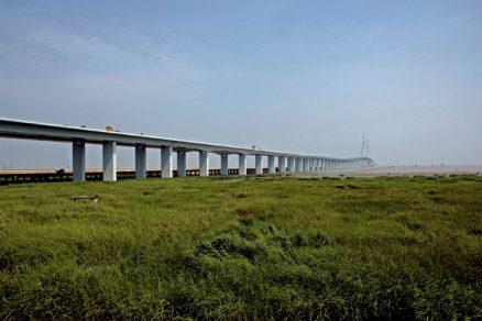 Nejdelší most na světě vČíně