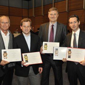 Nejlepším projektem roku 2012 se stala AURA Statenice