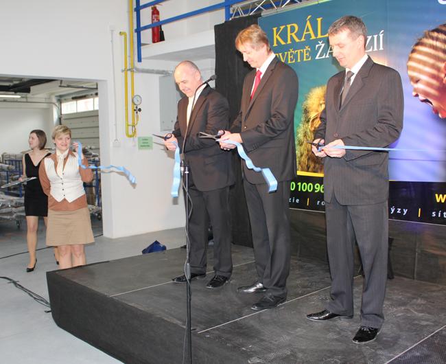 Největší český výrobce žaluzií CLIMAX otevírá v regionu další výrobní halu