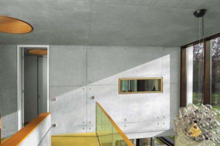 Neomezené možnosti pohledových betonů