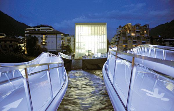 New Museion - Muzeum moderního asoučasného umění