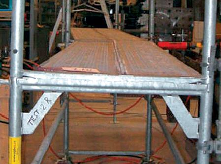 Normy pro statický návrh fasádního lešení