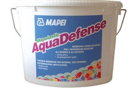 Nová rychlá obrana proti vodě