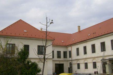 Nová střecha pro Kociánku