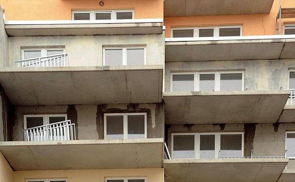 Nový balkonový systém jako doplněk ETICS