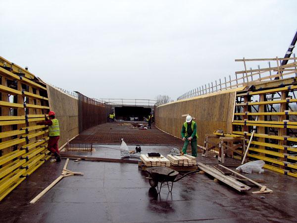 Nový most přes Labe v Litoměřicích