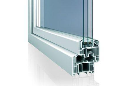Nový okenní profil splňuje nejnáročnější požadavky na energetickou úspornost