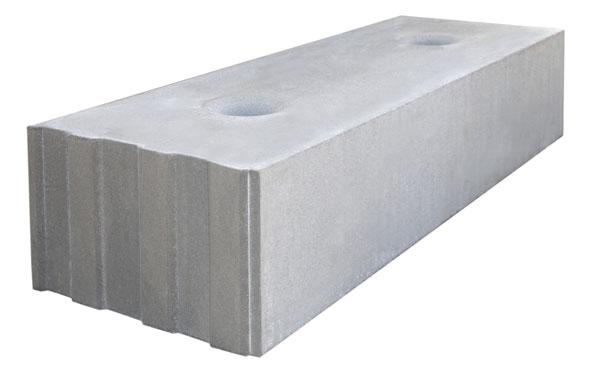 Nový prvek pro minimalizaci tepelných mostů mezi stěnou a základy