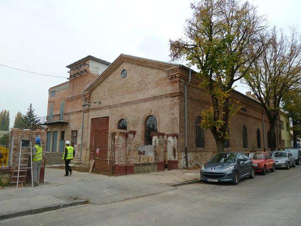 Nový život elektrány  v Piešťanech