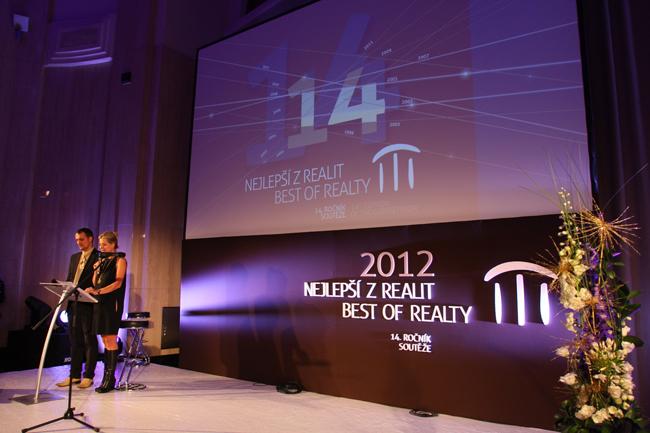 O titul nejlepší letošní reality se utkají čtyři desítky staveb