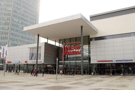 Obchodně-společenské centrum Arkády Pankrác
