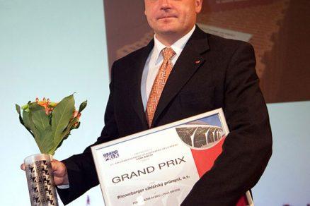 Ocenění GRAND PRIX FOR ARCH 2010
