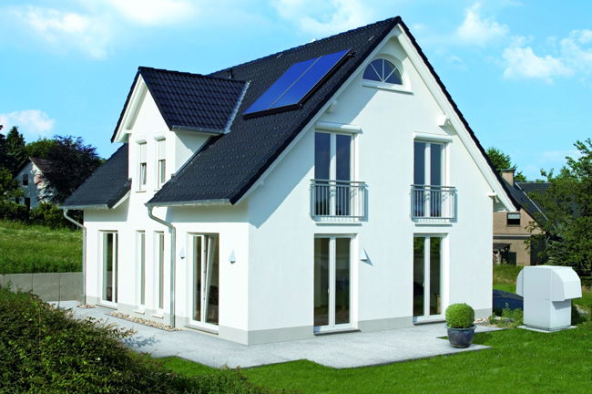 Okna Schüco Alu Inside uspoří až 33 % dosavadní spotřeby energie
