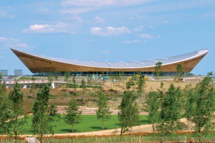 Olympijský rok britské architektury